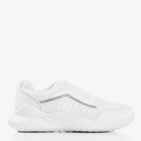 Белая женская спортивная обувь Aksu - Обувь