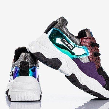 Многоцветные женские кроссовки из Нью-Джерси - Обувь