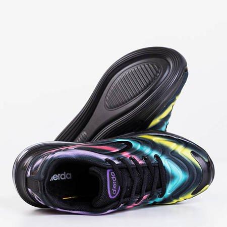 Мужская яркая спортивная обувь с прозрачной подошвой Aierda - Обувь