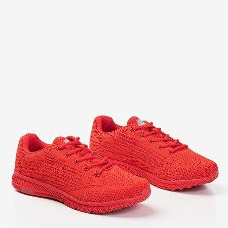 Мужские красные кроссовки Erol - Обувь