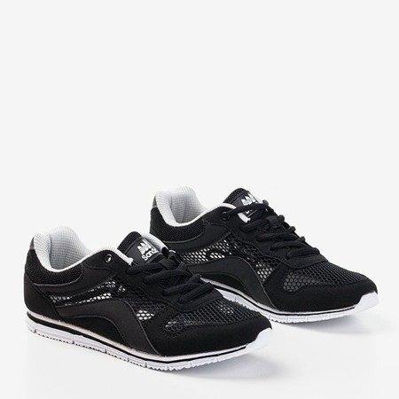 Черная женская спортивная обувь Kannasi - Обувь