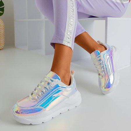голографические туфли на толстой платформе Dambi - Обувь