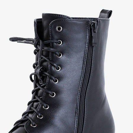 женские черные кроссовки на плоской подошве с жемчугом Minot - Обувь
