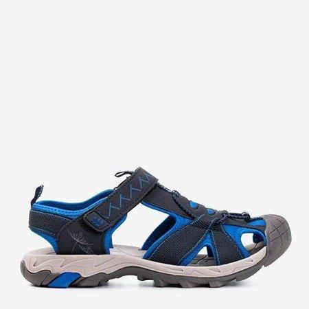 темно-синие женские спортивные сандалии Rima - Обувь