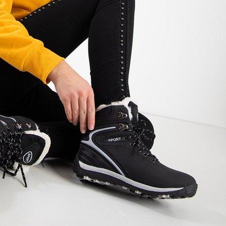 Женские белые походные ботинки от Nister - обувь