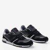 Мужские черные спортивные туфли Mubert - Обувь