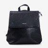Черный маленький женский рюкзак - Сумочки
