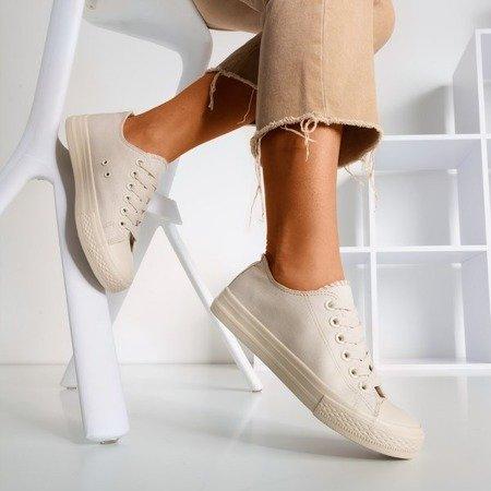 Бежеві жіночі кросівки Lysh - Взуття 1