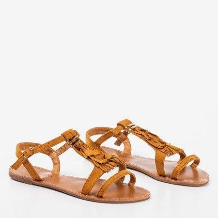 Босоніжки з бахромою бахромою Minikria - Взуття 1