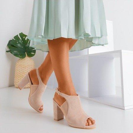 Босоніжки на високих підборах Bartom - Взуття