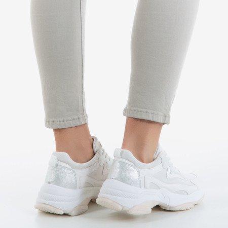 Білі жіночі спортивні кросівки Dossa - Взуття 1
