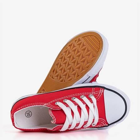 Дитячі кеди Franklin Red - Взуття