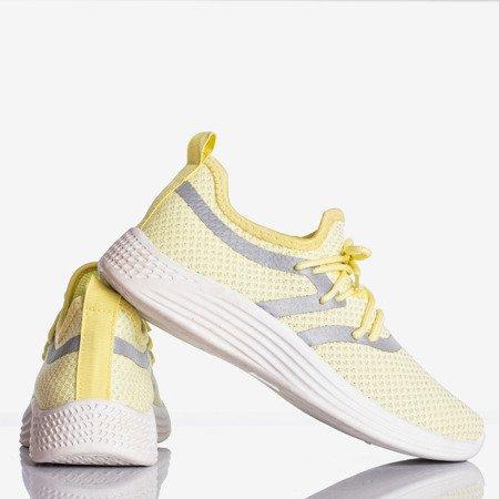 Жіноче спортивне взуття з глянцевим покриттям Epiphania - Взуття