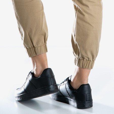 Жіноче спортивне взуття Fissane чорне - Взуття