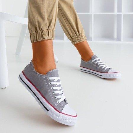 Жіночі кросівки Beleko сірий - Взуття