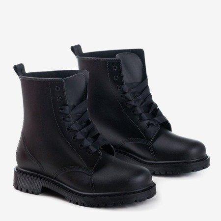 Жіночі чорні гумові сумки Bilto - Взуття