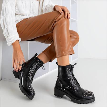 Жіночі чорні струмені санджі - Взуття
