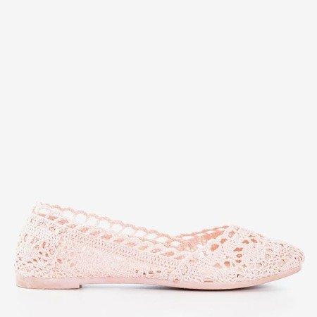 Рожевий шлейф на Christella - Взуття 1