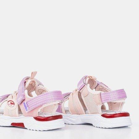 """Світло-рожеві босоніжки """"Барт"""" - Взуття 1"""