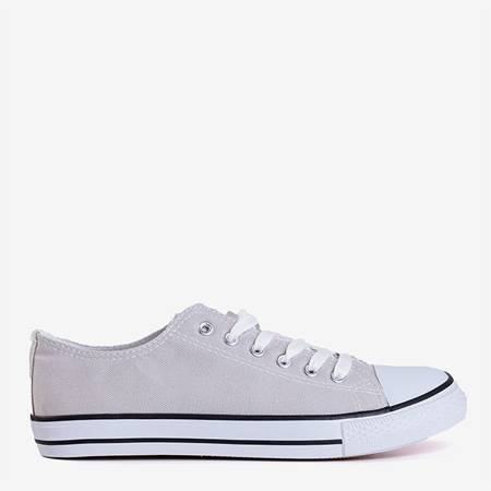 Світло-сірі чоловічі кеди Ronot - Взуття