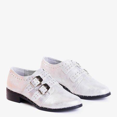 Срібне жіноче взуття із струменями Dream Queen - Взуття
