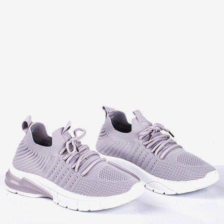 Сіре жіноче спортивне взуття Брайтон - Взуття 1