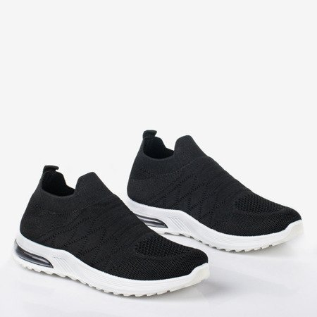 Чорне жіноче спортивне взуття Brighta - Взуття 1
