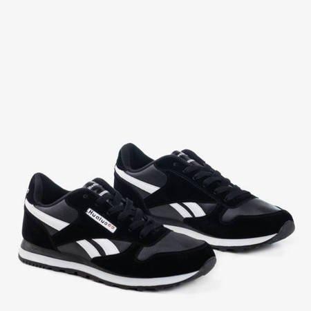 Чорно-біле спортивне чоловіче взуття Brig - Взуття 1