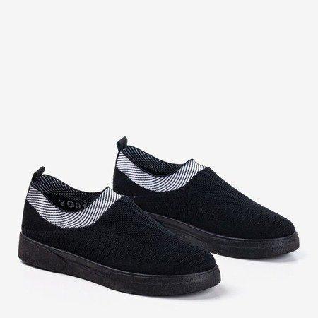 Чорні жіночі кросівки Virla Black - Взуття