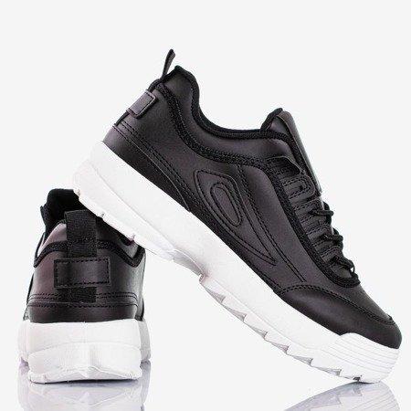 Чорні жіночі спортивні кросівки Це все - Взуття 1