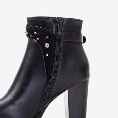 Чорні жіночі черевики на пошті Talita - Взуття