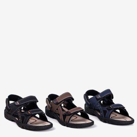 Чорні чоловічі спортивні босоніжки Ludis - Взуття 1