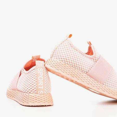 OUTLET Жіноче пудрове спортивне взуття - на Andalia - Взуття
