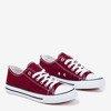 Бургундські жіночі кросівки Vinuma - Взуття 1