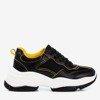 Жіночі чорні спортивні кросівки Balgra - Взуття