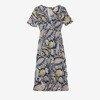 Плаття з темним візерунком - Одяг 1
